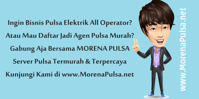 MorenaPulsa.net Web Resmi Morena Pulsa CV Jasa Payment Solution