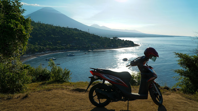 Did the motorcycle loop around Bali. Fell in love with the island and wanted to do it all over again