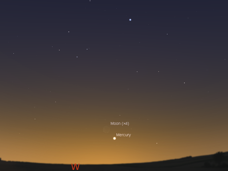 Astroblog: The Sky This Week - Thursday August 21 to ...