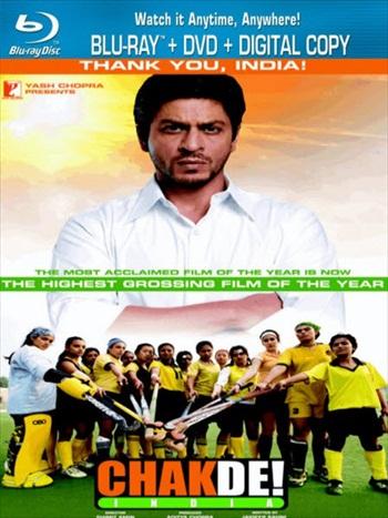 Chak De India 2007 Hindi Bluray Movie Download