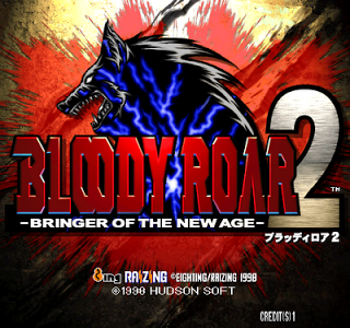 Bloody Roar 2 Game Free Download