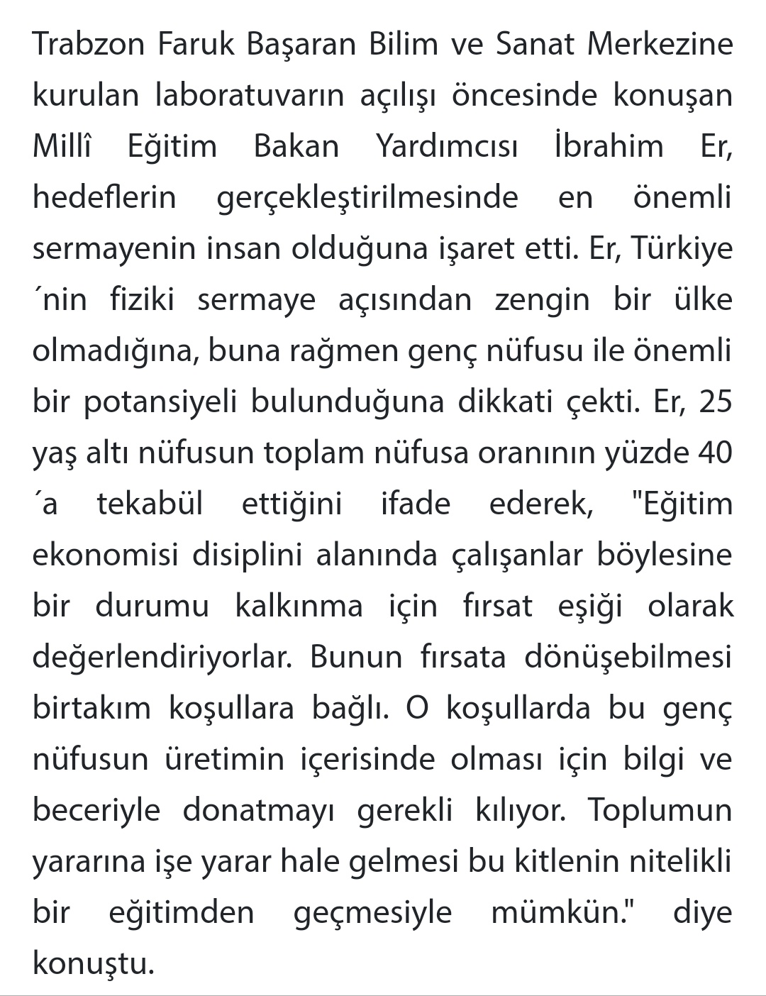 Trabzon zeka küpü yazılımı