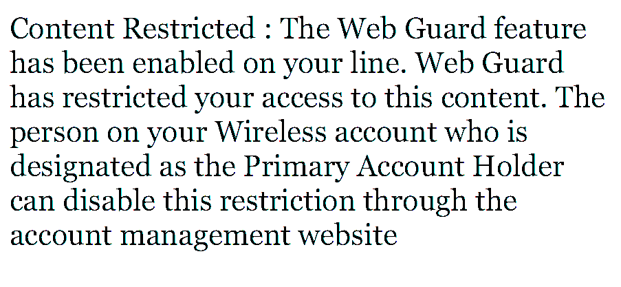 Remove webguard t mobile