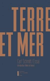 Terre Mer Carl Schmitt