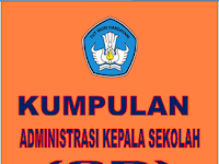 Download Buku Kumpulan Kelengkapan Administrasi Kepala Sekolah