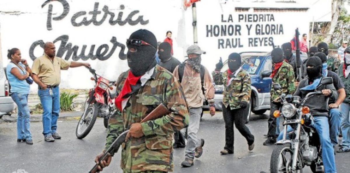 Resultado de imagen para imagenes de paro armado en el 23 de enero