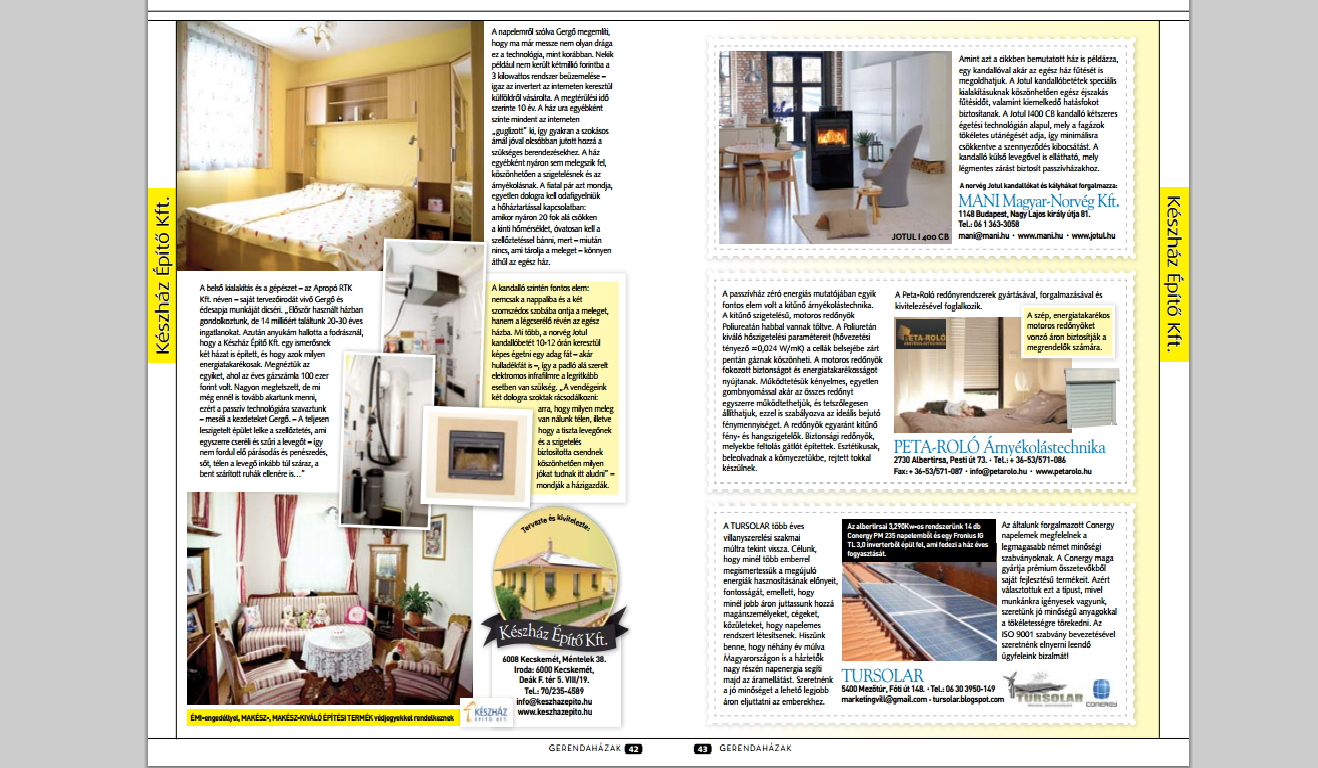 els js gcikk a tursolar r l tursolar. Black Bedroom Furniture Sets. Home Design Ideas