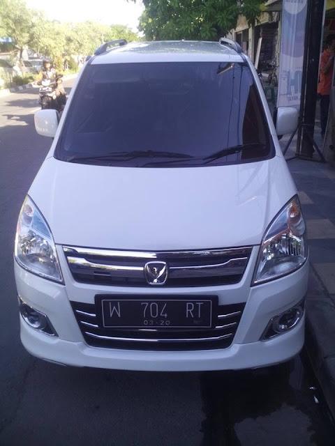 Suzuki Karimun Wagon GL Dilago tahun 2014 bekas