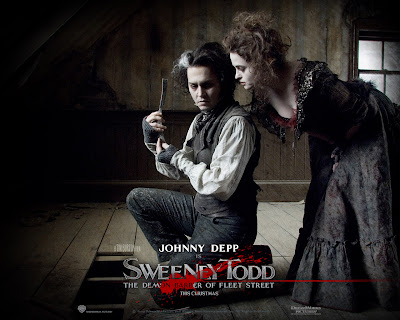 comédie musicale Sweeney Todd