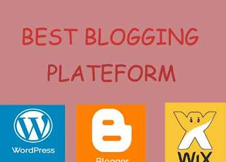 Best free platform to create a blog (top three)