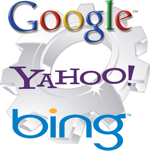 Major search engines for SEO
