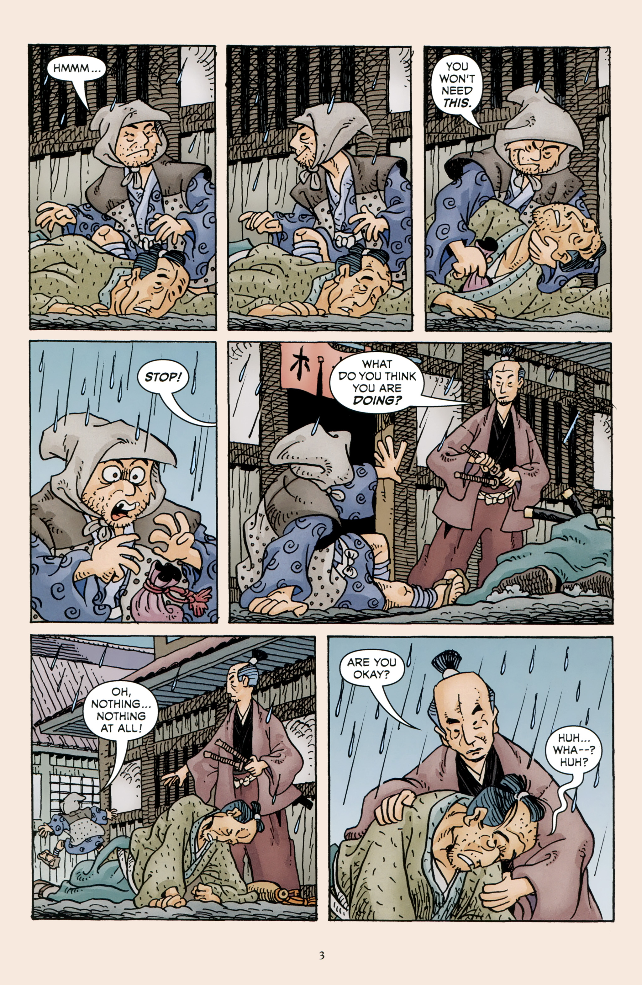 Read online 47 Ronin comic -  Issue #4 - 5