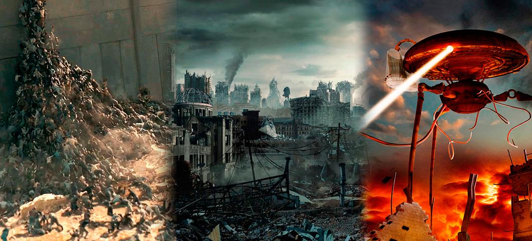 Livros que mostram o apocalipse