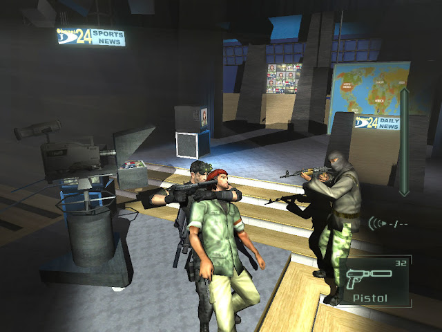 Tom Clancys Splinter Cell Pandora Tomorrow PC Full Version Screenshot 3