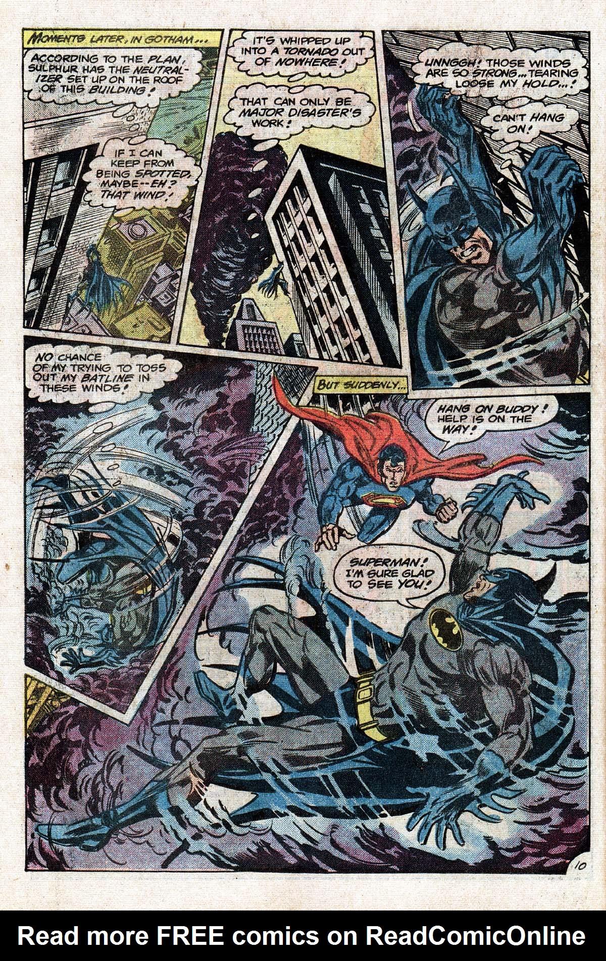 Read online World's Finest Comics comic -  Issue #281 - 12