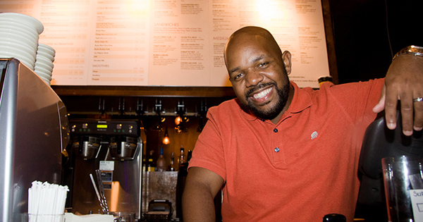 Founder of Black-owned coffee shop