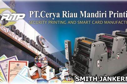 Lowongan Kerja Pekanbaru : PT. Cerya Riau Mandiri Printing September 2017