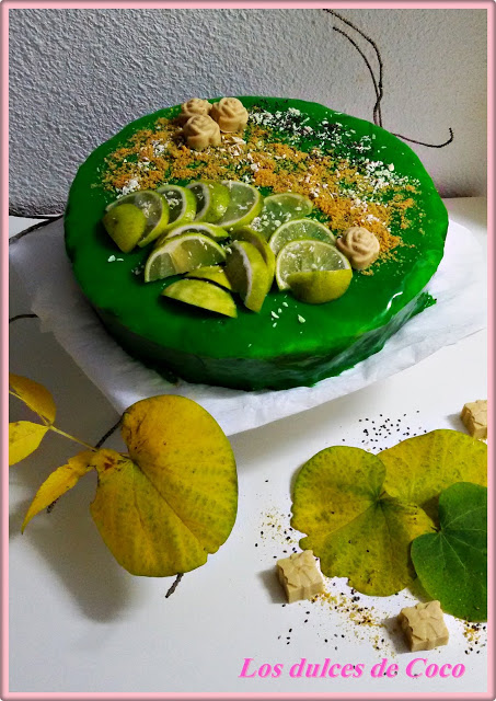 bavarois-chocolate-lima-amapola, lime-chocolate-bavaroise