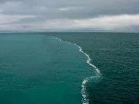 Subhanallah, Terungkap Bukti Ilmiah 2 Batas Lautan Yang Tertulis Dalam Alqur'an