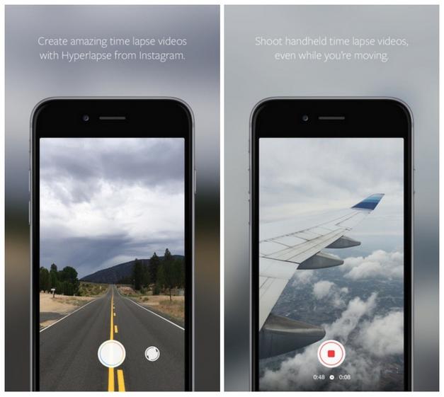 12 Aplikasi iPhone terbaik 2014, Hyperlapse