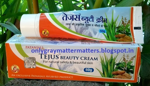Patanjali Tejus Beauty Cream Review