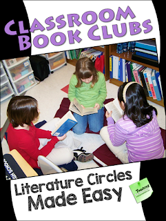 Learn about Classroom Book Clubs, an easy and effective method of implementing Literature Circles!