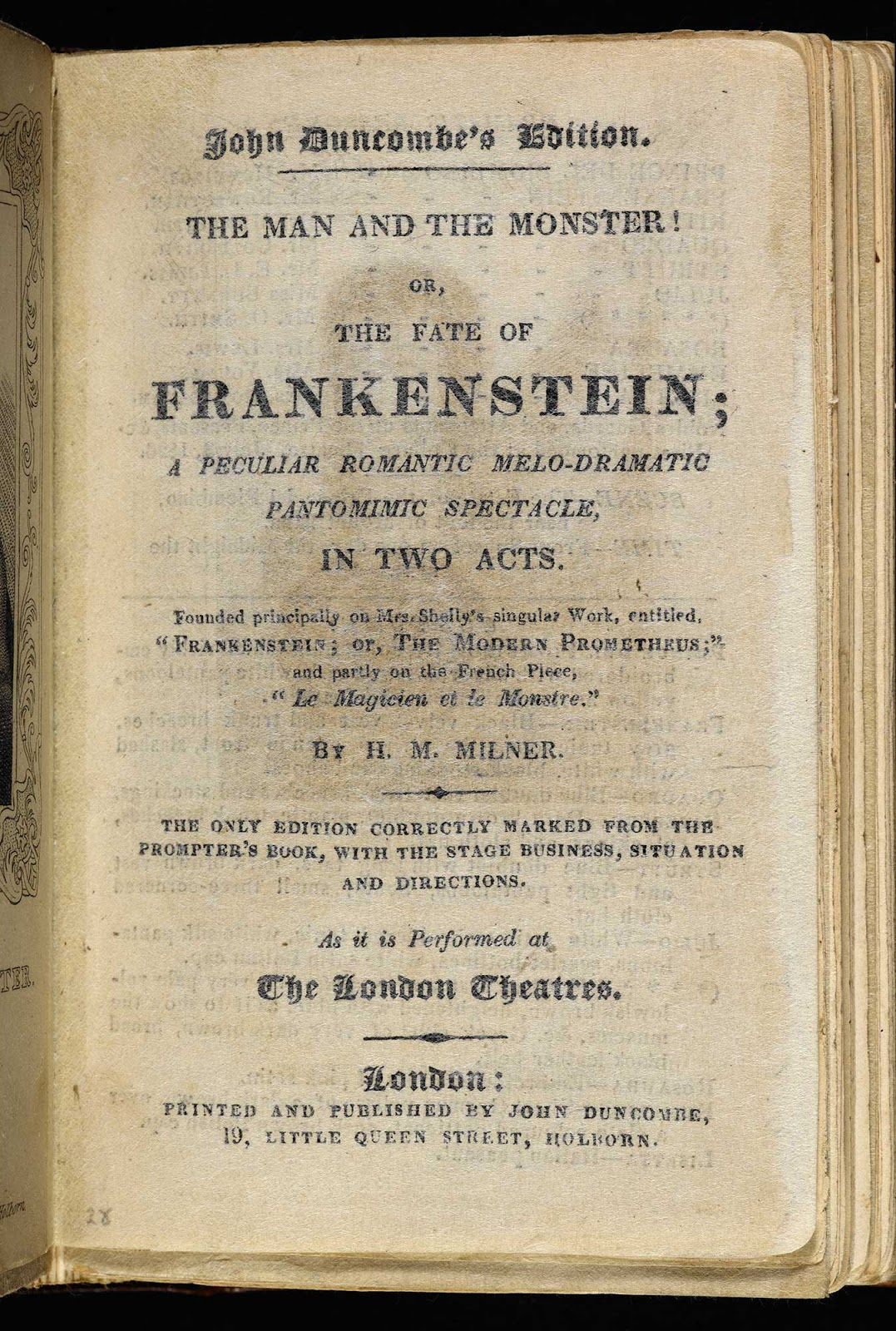 The fate of frankenstein in the novel by mary shelley