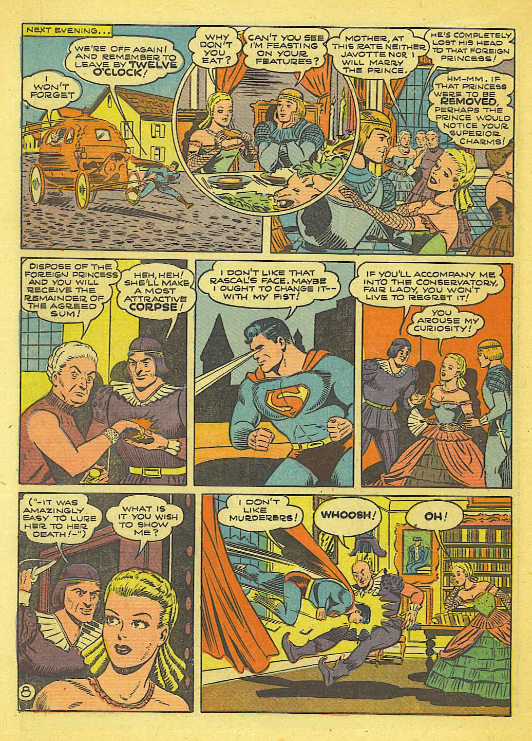 Action Comics (1938) 59 Page 8