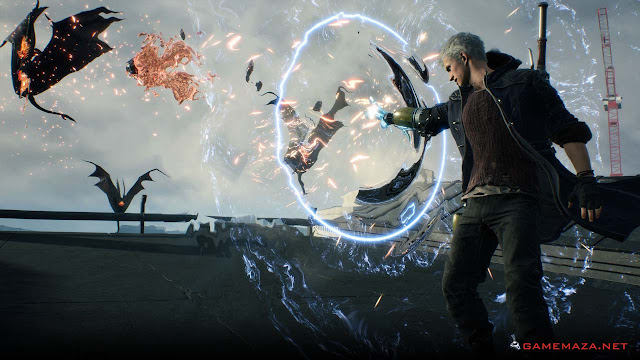 Devil May Cry 5 Deluxe Edition Gameplay Screenshot 4