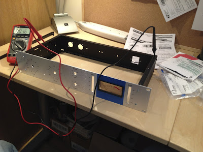 Threecircles Recording Studio - Testing Continuity 1176