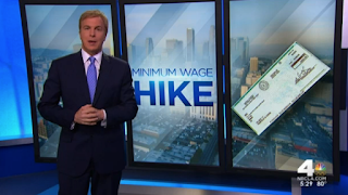Higher Minimum Wage In Los Angeles Goes Into Effect Today