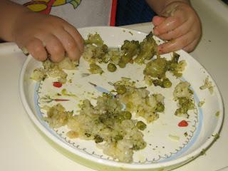 Arroz con bacalao y verduras (receta para Chef 2000 ó tradicional)