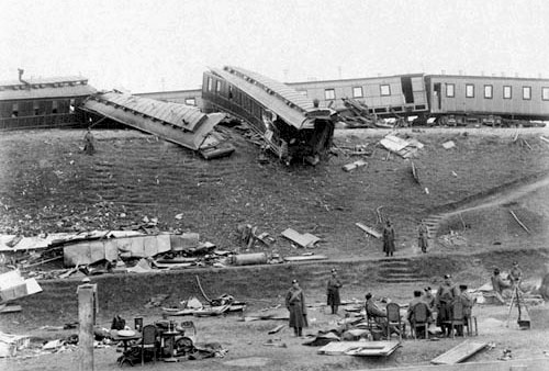 Крушение царского поезда, 17 октября 1888 г.