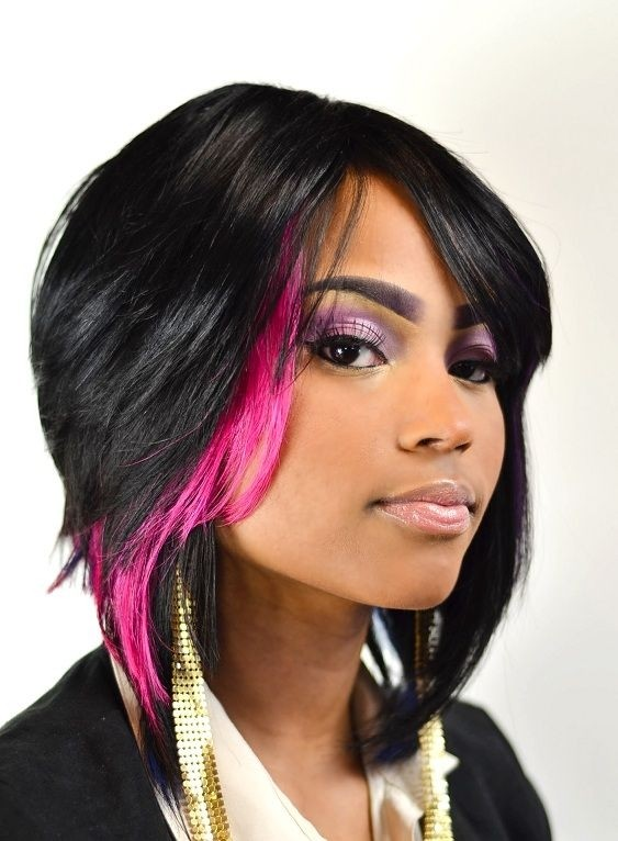 35 simple but beautiful weave hairstyles for black women hairstylo weave hairstyles 15 pmusecretfo Image collections