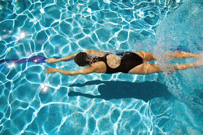 Mẹo học bơi nhanh cho người mời bắt đầu