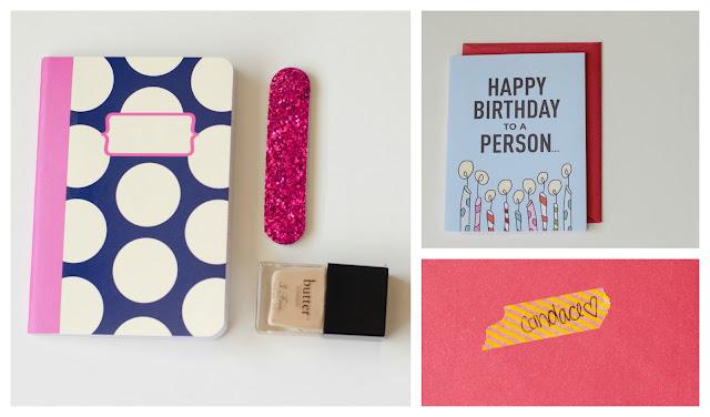 Birthday Mail- lemonthistle.blogspot.com