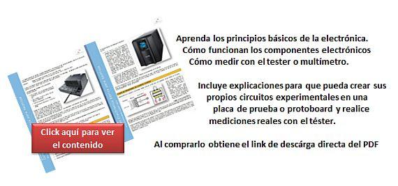 Indice Electronica Básica para Técnicos de PC