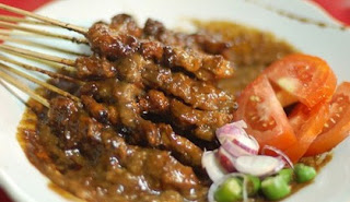 Resep Lezat Sate Ayam Bumbu Kacang