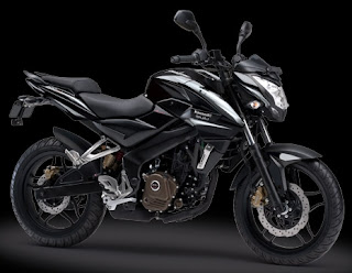 Gambar harga motor sport Kawasaki pulsar 200 NS