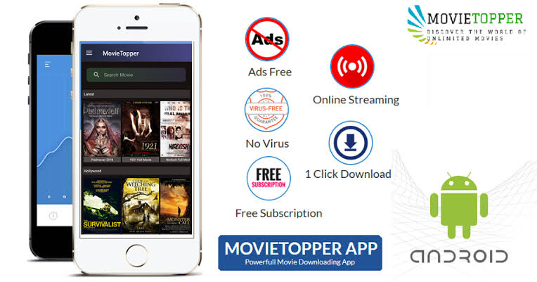 MovieTopper Apps Download - PTPYC
