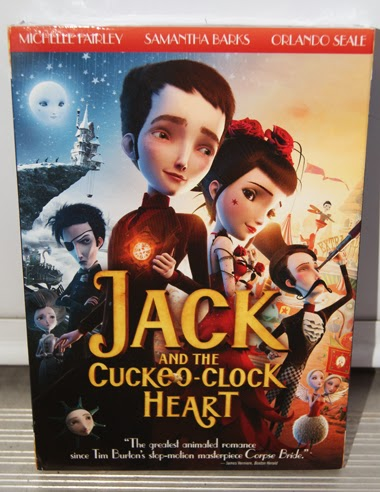 Jack and the Cuckoo-Clock