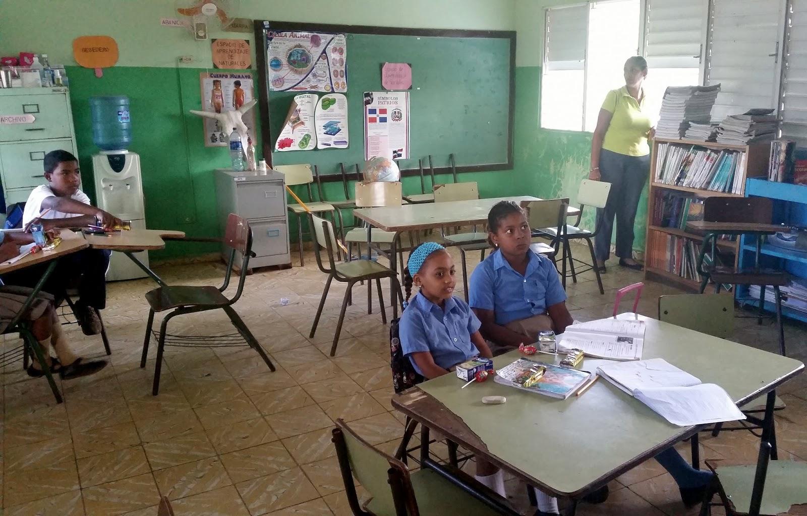 szkoła na Dominikanie