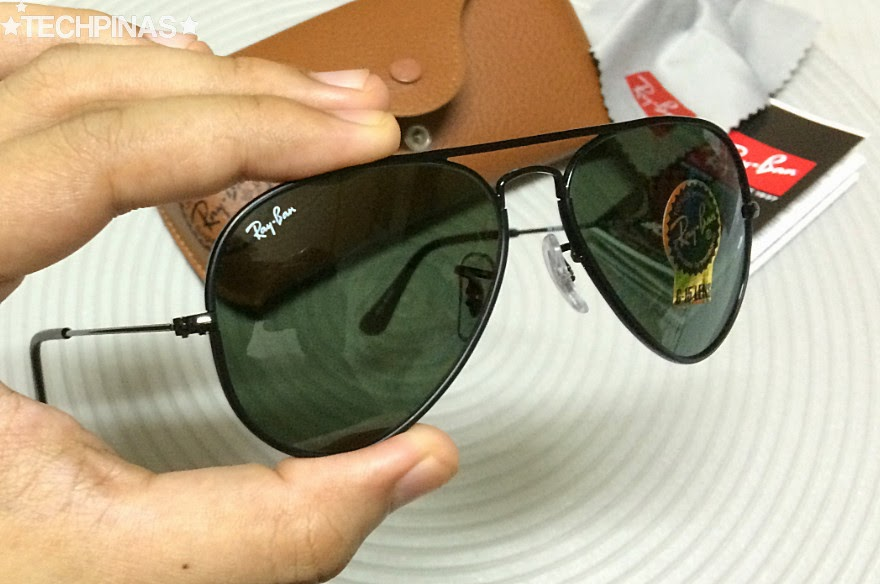 65485e9942 Ray-Ban Sunglasses Guide   How to Spot An Authentic Ray-Ban Aviator ...
