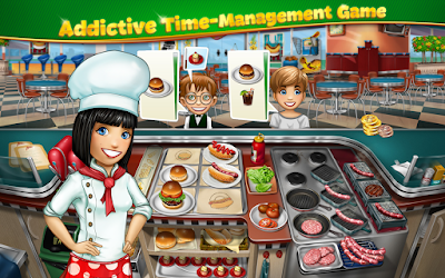 Cooking Fever v1.7.1 MOD for Android