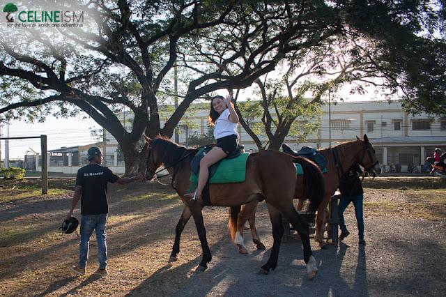 el kabayo horseback riding