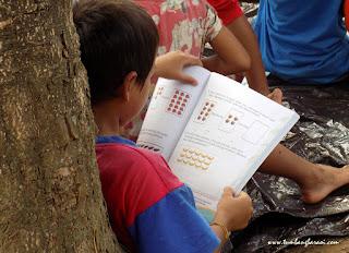 Literasi di Kalimantan Tengah