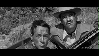 Walter  Matthau  Lonely are the Brave Kirk Douglas 1962 movieloversreviews.filminspector.com