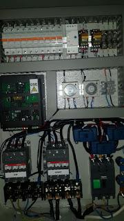panel ats amf murah
