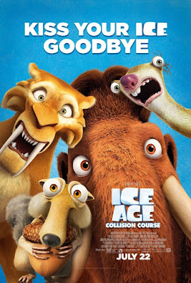 Ice Age: Collision Course (2016) Movie Review