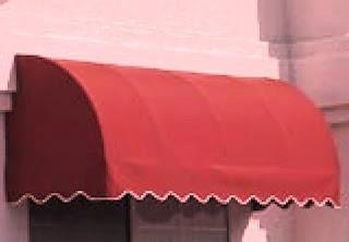 Canopy kain Markis